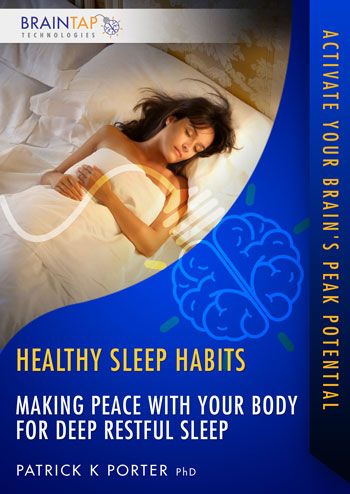 IS03 - Making Peace with Your Body for Deep Restful Sleep
